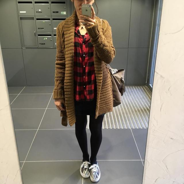 comfyoutfit for my dayoff  ootd outfitoftheday casualstyle casualwear autumnwearhellip