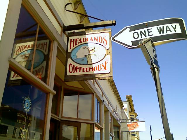 headlands coffeehouse
