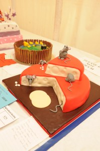 cake decoration winner 2013