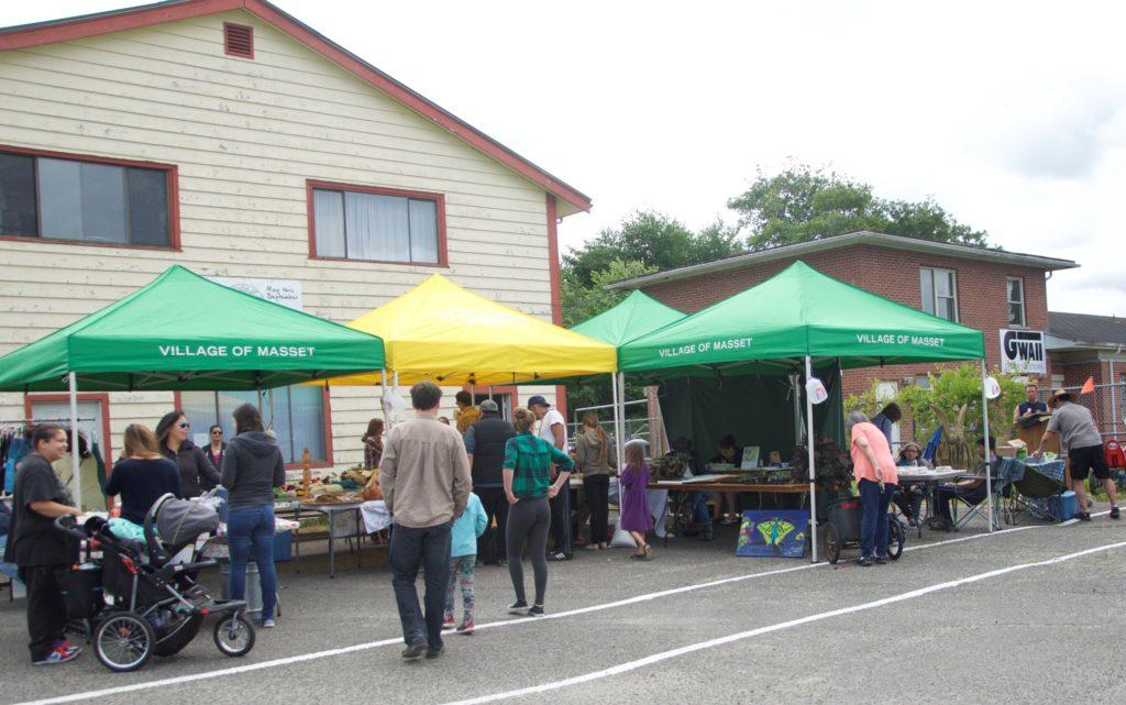 Masset Farmers' Market