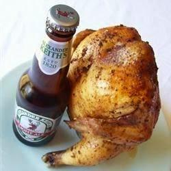 Bbq Grilling – Drunk Chicken