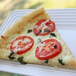 Cheese – Four Cheese Margherita Pizza