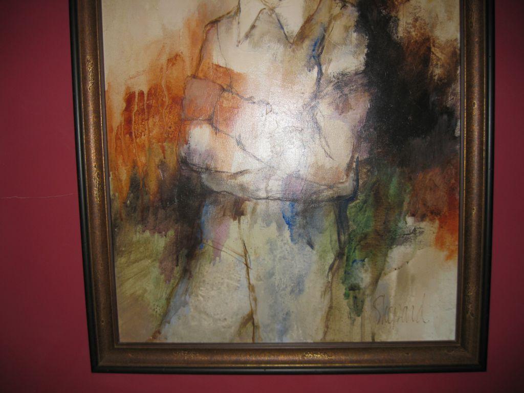 Richard Shepard Painting