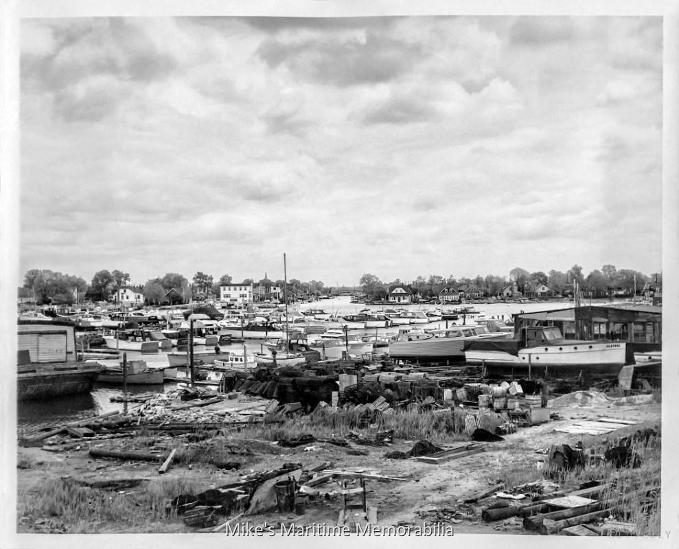 Sheepshead Bay Brooklyn NY 1953