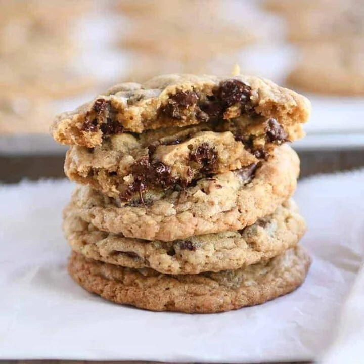 chewy oatmeal chocolate chip