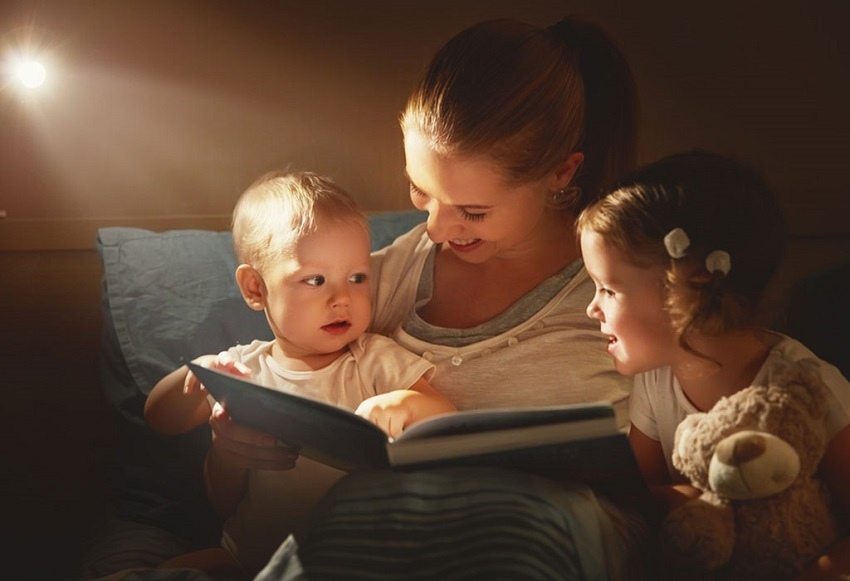 importance of story time for kids