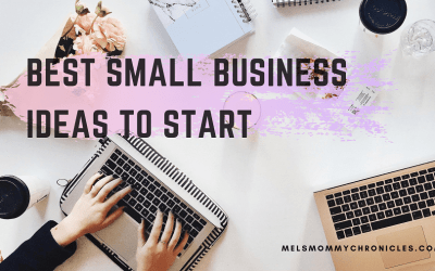 Best Small Business Ideas That Require Little To No Startup Costs