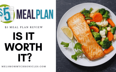 $5 Meal Plan Review: Is this Meal Planning Service Worth it?