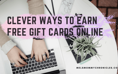 Clever Ways To Earn Free Gift Cards