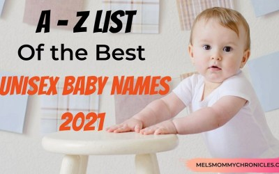 A to Z List of the Best Unisex Baby Names 2021