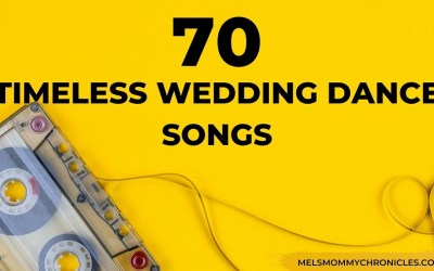 Wedding Mother Son Dance Songs: 70 Beautiful Songs For You