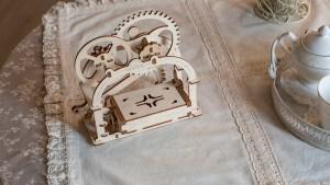 Model Mechanical Etui Ugears 9