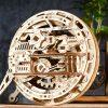 Ugears Monowheel Mechanical Model Kit
