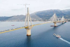 Γέφυρα από την Ναύπακτο