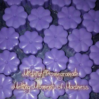 Midnight Pomegranate Wax Melts