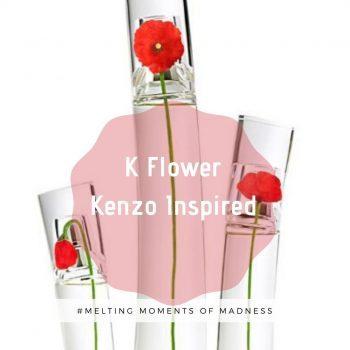 K Flower Wax Melts