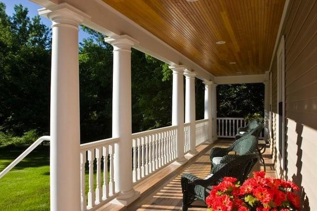 5 Big Front Porch Styles Melton Design Build