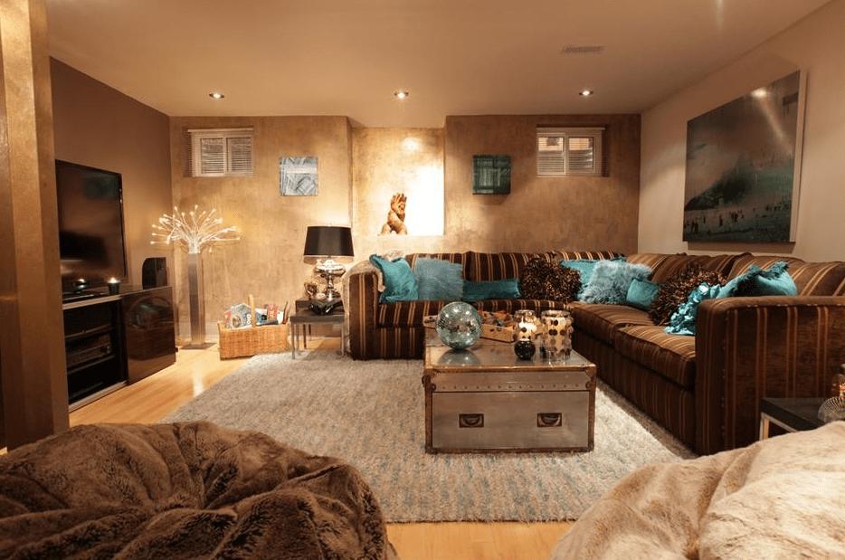 kitchen backsplash tile ideas gray floor 9 fun basement remodel - melton design build