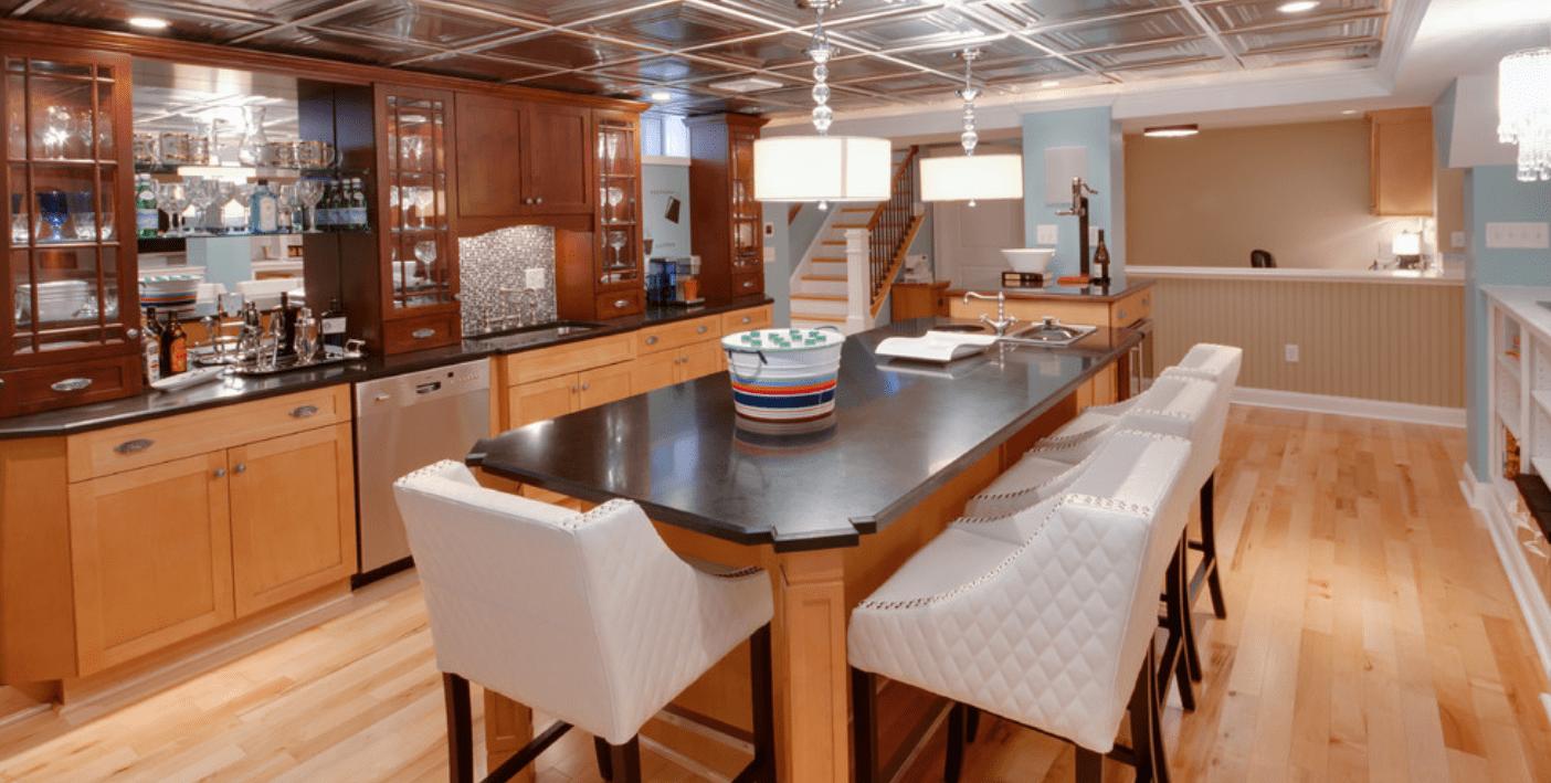 Ideas Cabinet Built Bar