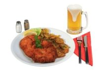 Beer with meal