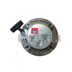 Diesel Engine Starter Diagram Ac Electric Motor Wiring Hatz Recoil Assembly 02319100