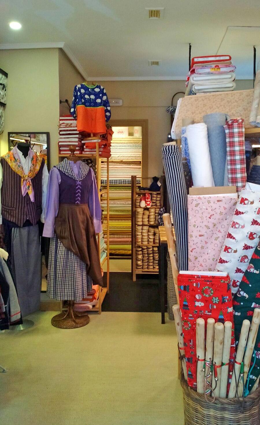 Textil hogar  Meltxora