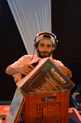 Festival de Botecos - 130729 - DJ Deco (Crédito Daniel Zimmermann)