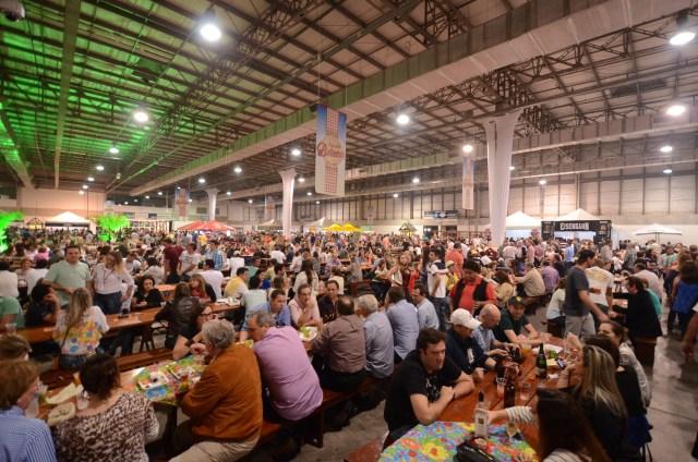 Edição de 2013 do evento reuniu mais de 9 mil pessoas. Imagem: Daniel Zimmermann