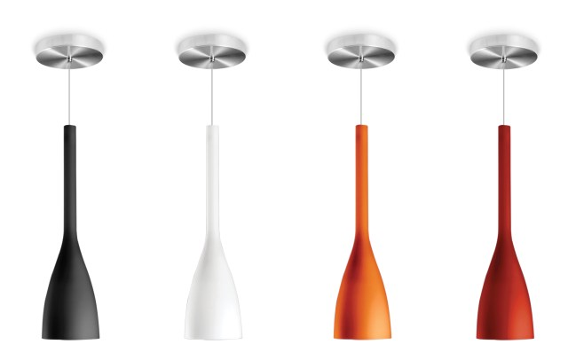 Luminárias coloridas podem ser aplicadas em conjunto e possuem valor acessível. Imagem: Divulgação