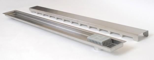 Ralo Linear Multi Master foi a primeira peça criada pela Ralo Linear. Imagem: Divulgação