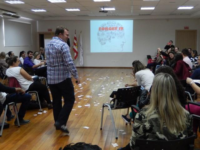 Aulas da Perestroika para o SCMC trazem novos conceitos e perspectivas sobre inovação. Imagem: Mia Fagundes
