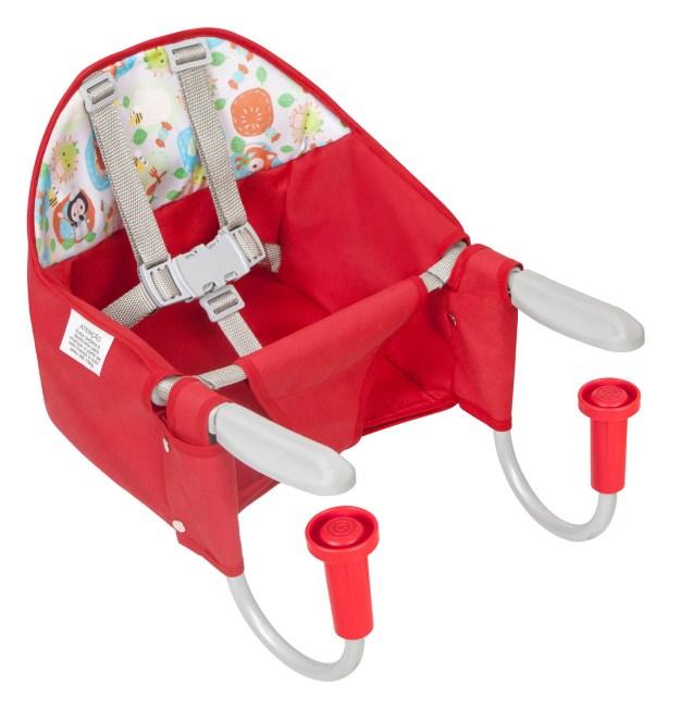 Cadeira Fit é produzida pela Tutti Baby e chega ao mercado em julho. Imagem: Divulgação