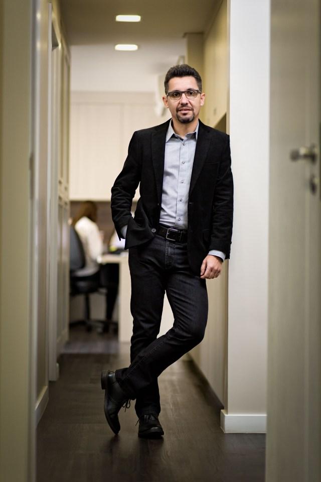 Roberto Vilela, consultor empresarial. Imagem: Daniel Zimmermann
