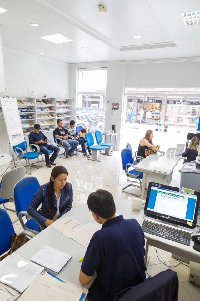 Regional do Vale do Itajaí também receberá profissionais selecionados. Imagem: Daniel Zimmermann