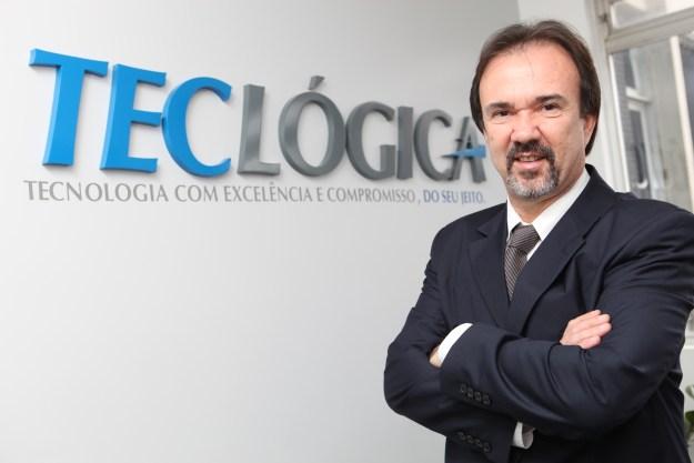 Luiz Carlos Scheid, sócio-diretor da Teclógica. Imagem: Divulgação