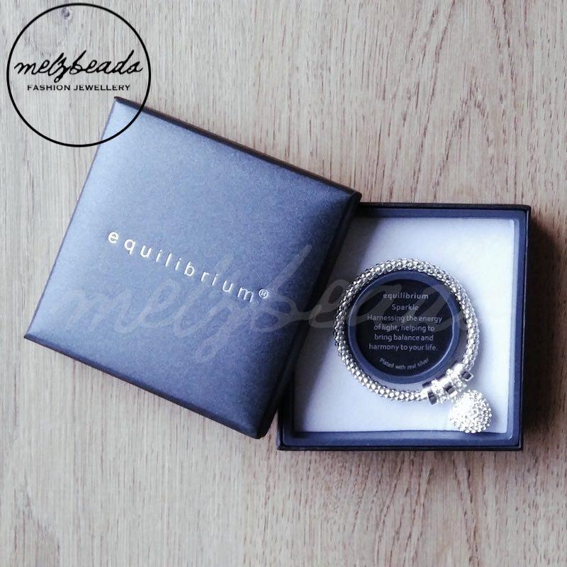 equilibrium mesh bracelet
