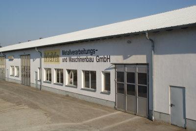 Firmensitz Naumburg