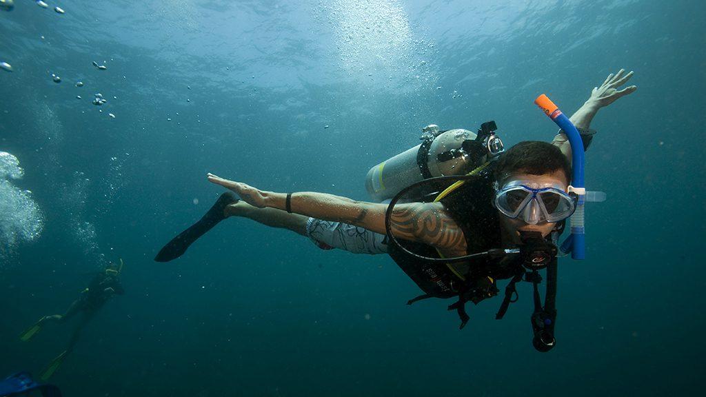Tauchkurs Fortgeschrittene und Tauchen mit Member Diving