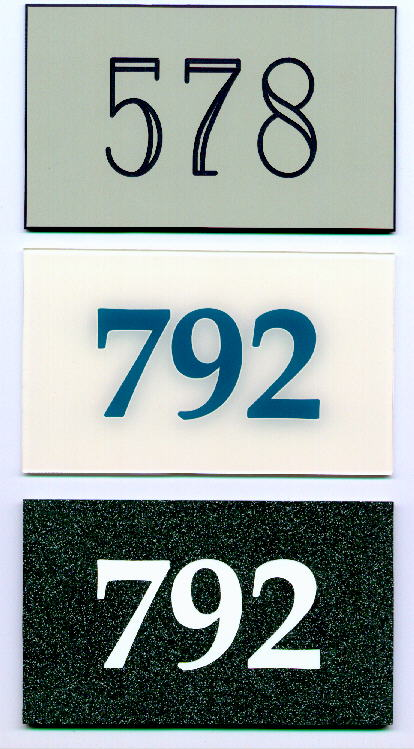 Large stainless steel apartment door numbers 052 Images  Frompo