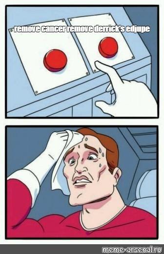 Сomics meme remove cancer