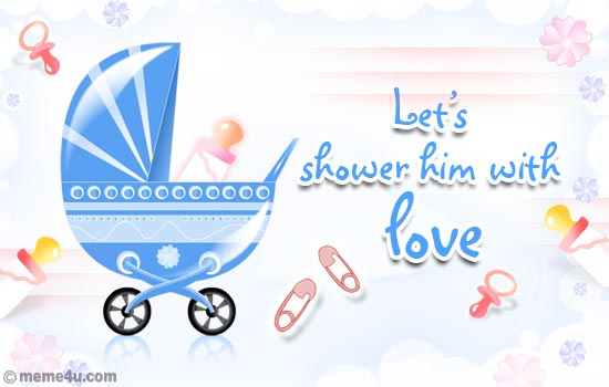 Baby Shower Invitation Ecard Invitations Free