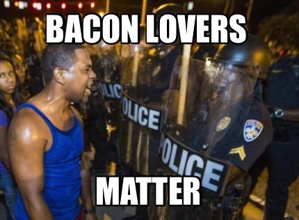 meme creator funny bacon
