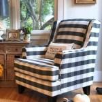 You Ll Love The Most Comfortable Black Buffalo Plaid Chair