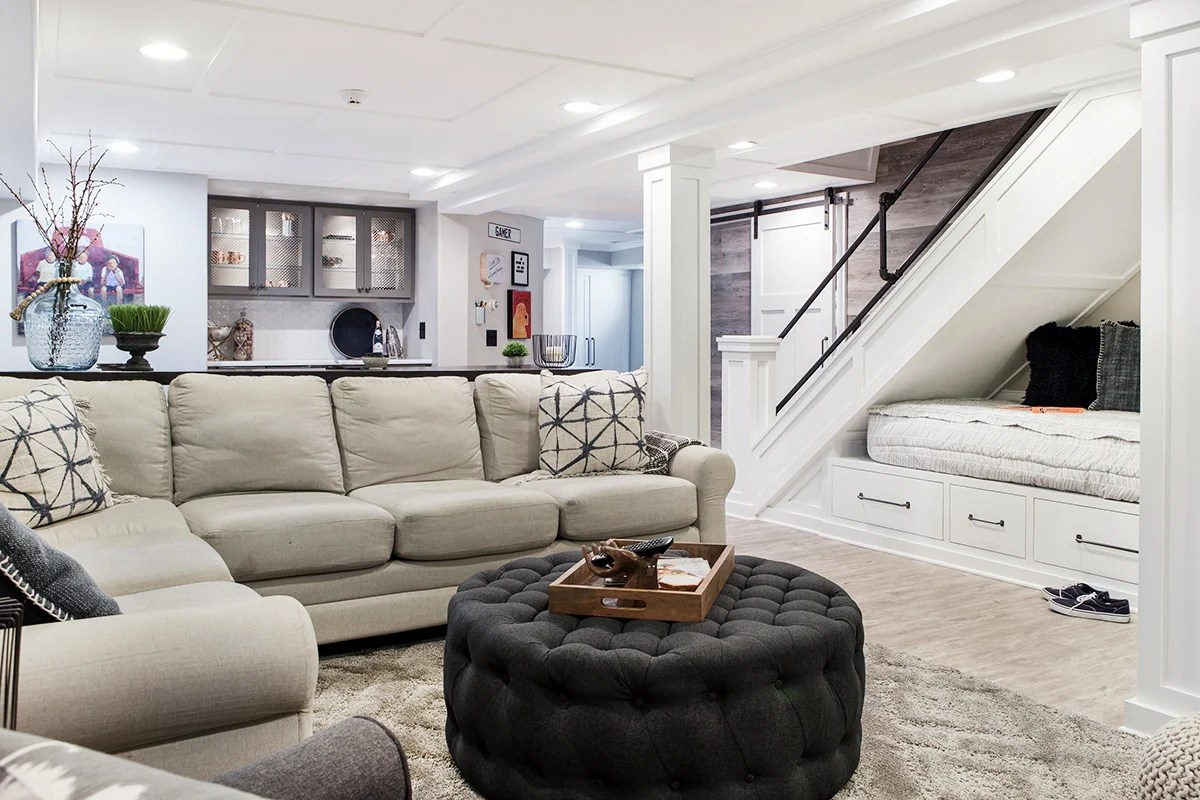 10 Of The Best Basement Remodeling Ideas For Gaining Space