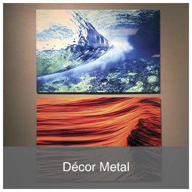 Decor Metal Module