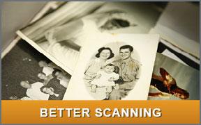 Better Scanning at Memento Press