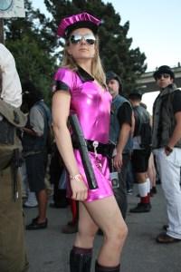 Burning Man Decompression 2011 - Sleek Law Enforcement