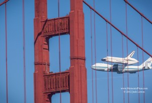 Memento-SF-Shuttle-Flyover-Golden-Gate-Bridge