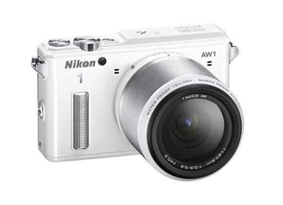 Nikon's New Compact Waterproof, Freeze-Proof, Changeable Lens Camera