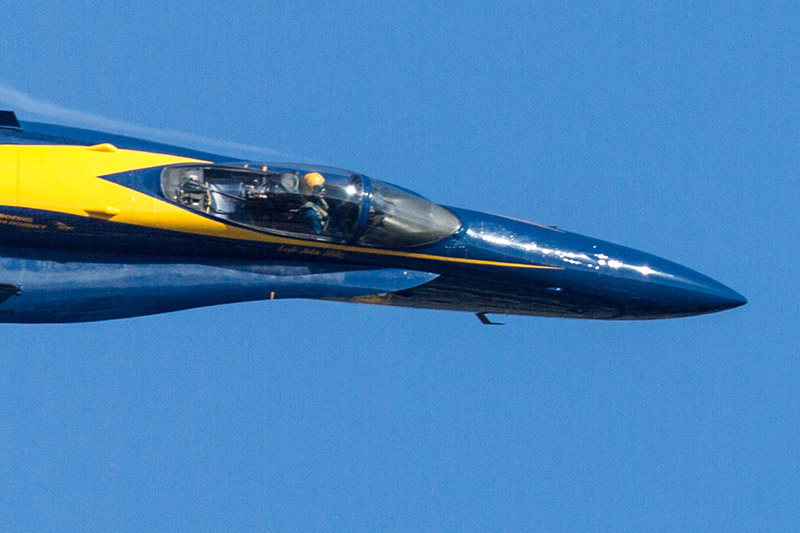 Blue Angels – San Francisco Fleet Week Air Show